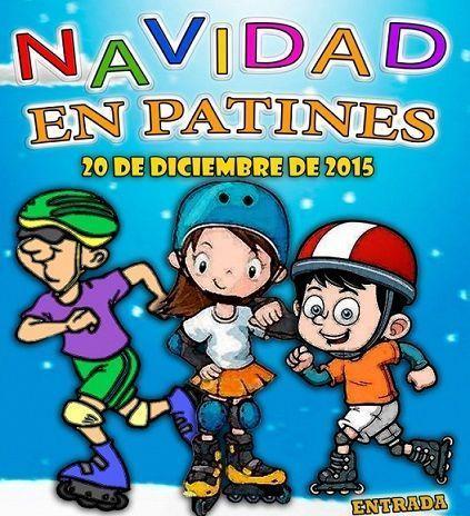 Navidad en patines destacada