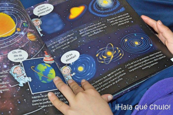 El Sistema Solar al completo