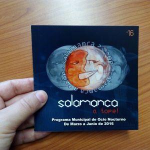 Nueva programación de Salamanca a tope