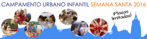 Campamento Urbano infantil en inglés en Semana Santa