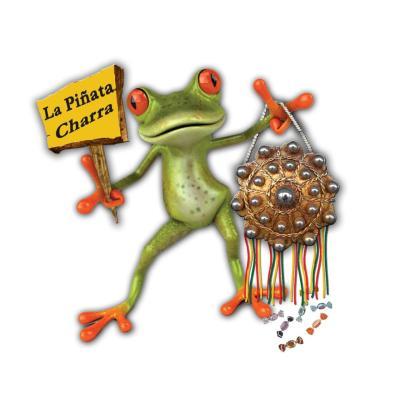 La Piñata Charra en la celebración de la cafetería Dalí