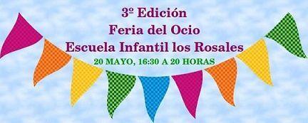 Feria del Ocio de Los Rosales cabecera