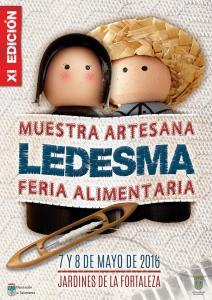 Muestra artesana y Feria alimentaria de Ledesma