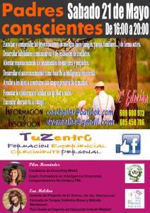 Taller de Padres Conscientes en Tu Zentro con Eva Melchor y Pilar Hernández