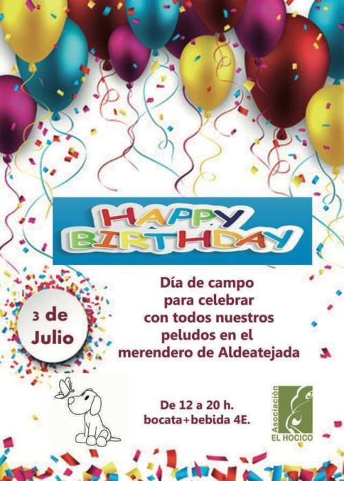 Cumpleaños de El Hocico