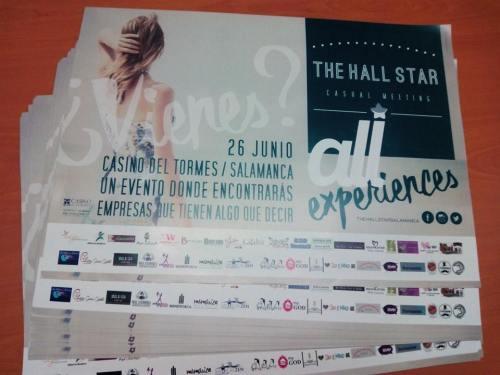 """Feria """"The Hall Star"""" en el Casino del Tormes"""