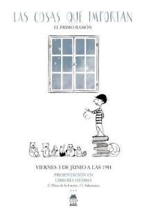 Presentación del libro infantil Las cosas que importan en Hydria-Carletes