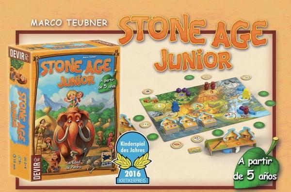 Presentacion de Stone Age Junior