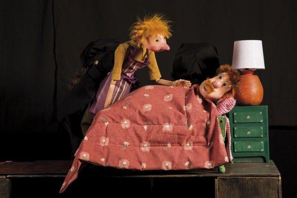 """""""Antón Comodón"""", obra de teatro infantil en el Teatro Liceo de Salamanca"""