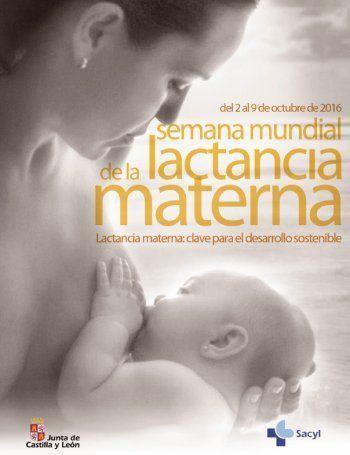 Semana Mundial de la Lactancia Materna en el C.C. El Tormes