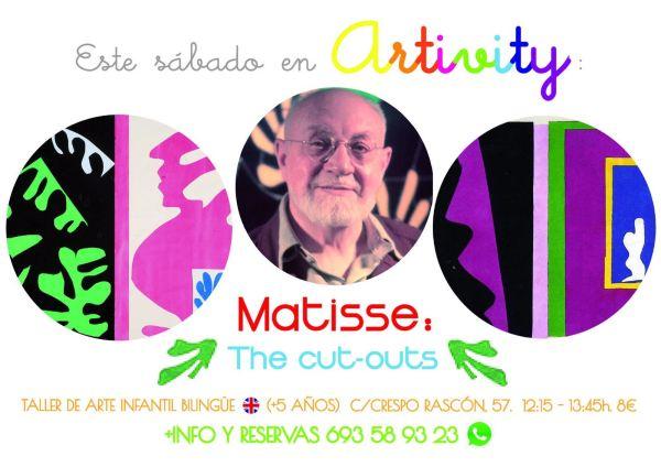 Matisse en el Artivity de Paz Samaniego