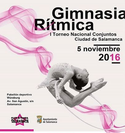 Torneo de Gimnasia Rítmica Ciudad de Salamanca