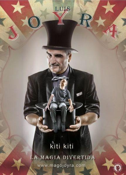 Magia divertida en el Teatro La Comedia