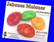 Taller infantil de jabones molones en Aprendiver Salamanca