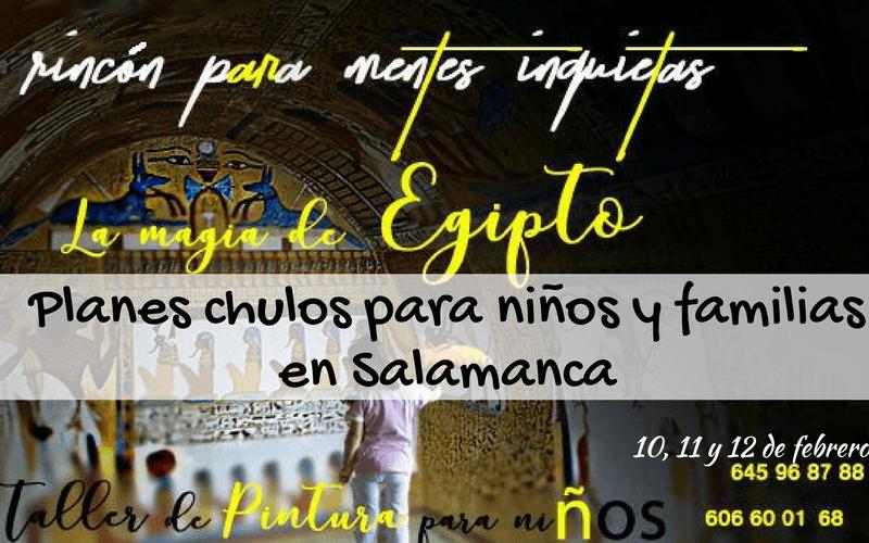 La magia de Egipto, Taller de pintura