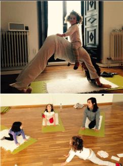 Yoga en familia en Espacio Psicología Yoga el 19 de febrero