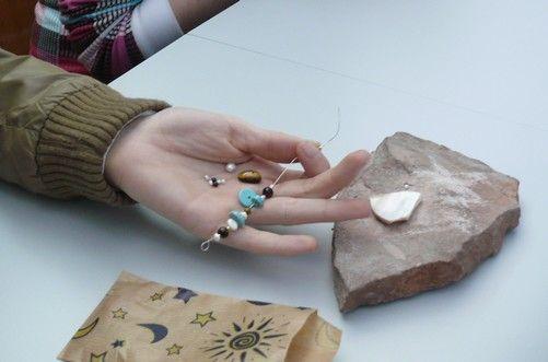 Taller familiar de joyería romana en el Museo de Salamanca