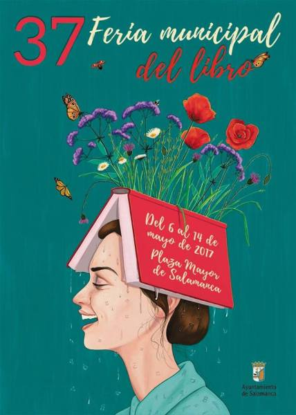 37ª Feria del Libro en Salamanca