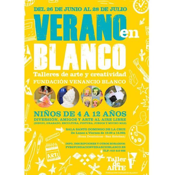 Campamento Urbano en Salamanca de la Fundación Venancio Blanco