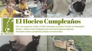 Celebra el cumpleaños de El Hocico