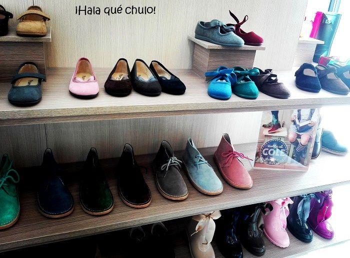 Zapatos chulos para niños y niñas. ¿Con cuál te quedas?