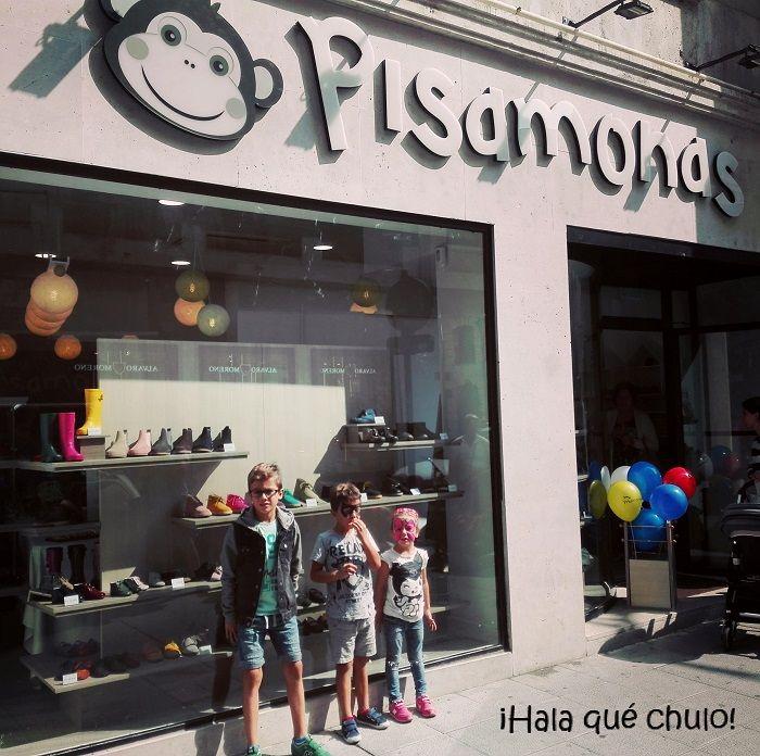 Ésta es la tienda de Pisamonas Valladolid