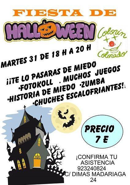 Fiesta infantil de Halloween en Colorín Colorado