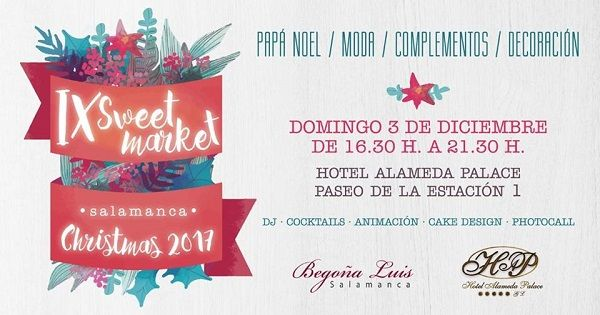 IX Sweet Market Navidad 2017