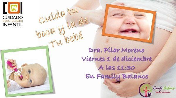 Taller de higiene dental para bebés con Cuidado Odontológico Infantil en Family Balance
