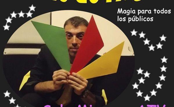 El Mago Oski te ofrece una tarde de magia familiar en la Sala Micenas de Salamanca