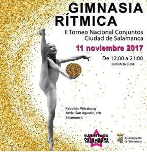 II Torneo Nacional Conjuntos Ciudad de Salamanca