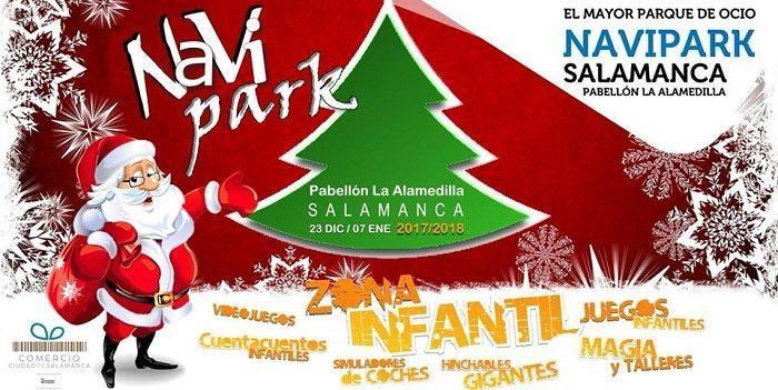 Navipark en el Pabellón de la Alamedilla