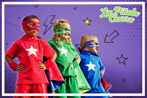Campamento de Carnaval en la ludoteca La Piñata Charra