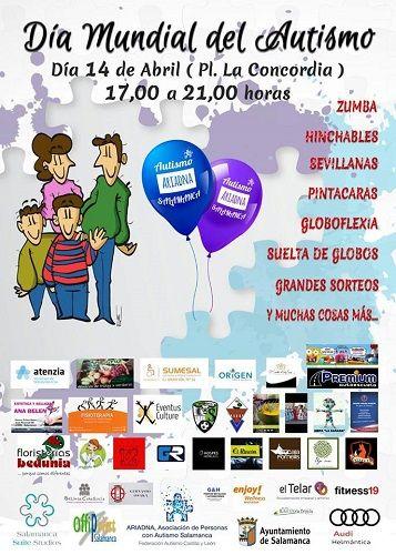 Celebra el Día Mundial del Autismo con la Asociación Ariadna