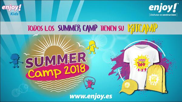 Summer Camp 2018 en Enjoy Aldehuela