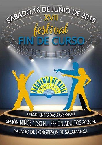Festival fin de curso de la Academia de Baile Raquel Gómez