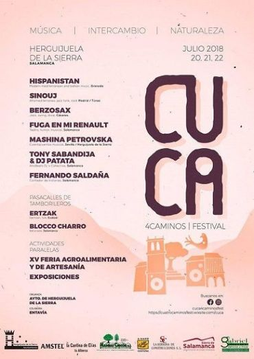 Festival CUCA en Herguijuela de la Sierra