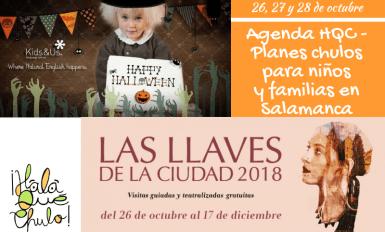 Planes infantiles y familiares en Salamanca