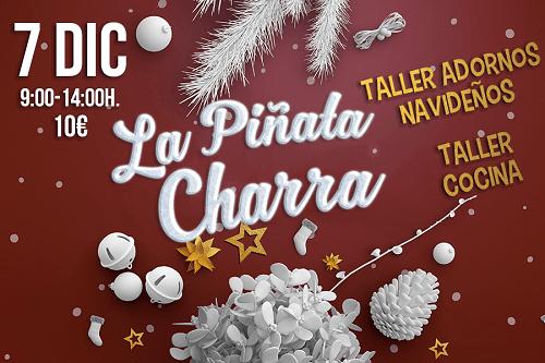 Día sin cole en La Piñata Charra