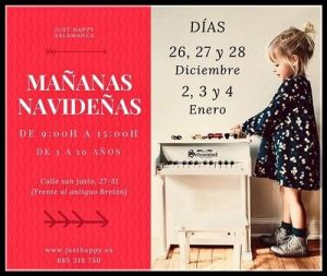 Mañanas diveritdas en Just Happy