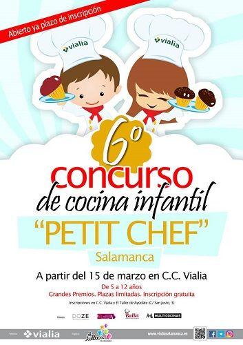 Concurso Petit Chef en Vialia