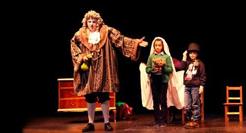 Cuentacuentos infantil con Kamaru Teatro en el Manolita