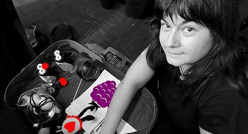 Cuentacuentos de Navidad con Habichuela en el Manolita Café Bar