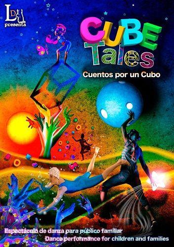 """""""Cube Tales"""", espectáculo de danza en el Liceo para toda la familia"""