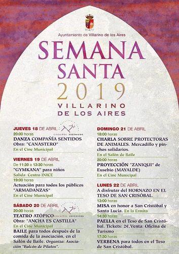 Semana Santa en Villarino de los Aires