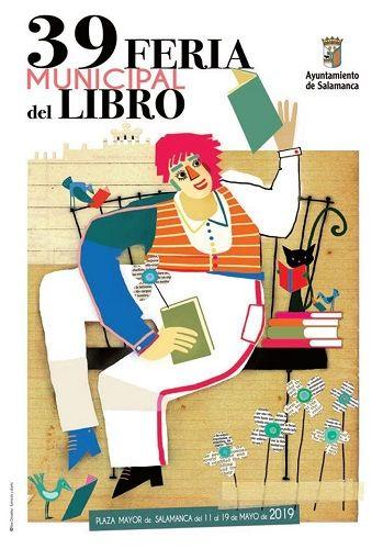 39 Feria Municipal del Libro de Salamanca