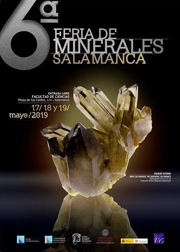 6ª Feria de Minearales de Salamanca