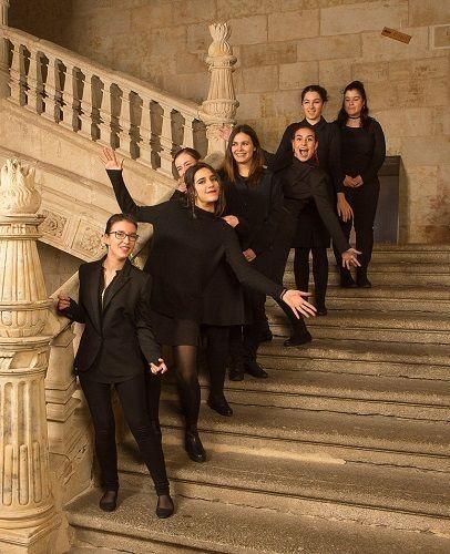 Concierto fin de curso del Coro Juvenil Ciudad de Salamanca