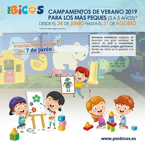 Campamento urbano de Bicos