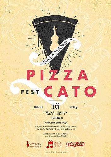 Pizza Fest Cato: concierto de fin de curso en Telepizza